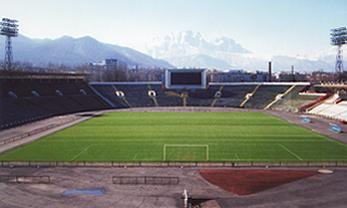 Республиканский стадион «Спартак» Владикавказ
